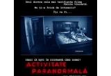 5 x invitatii la filmul Activitate Paranormala