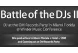 un gig platit la Miami WMC