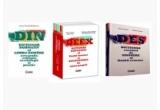 un set de 3 dictionare ale limbii romane pentru copilul tau