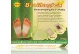 5 x  pachete BioMagick Start, fiecare continand 2 cutii cu plasturi detoxifianti