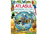 1 exemplar din <i>Atlasul Animalelor </i>oferit de Diverta<br />