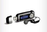 Un MP3 player Trekstor i.Beat censo 2GB  <br />