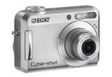 Un aparat foto digital Cyber-shot DSC-S650 de 7.2 megapixeli<br />