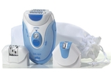 Un ondulator <i>Volume and Style AS 400</i> si un epilator<i> Xelle 5570 Body&amp;Face </i><br />