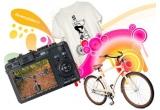 3 x o bicicleta, echipamente de ciclism si alte super premii