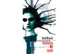 """cartile """"Elantris"""" de Brandon Sarandon, """"Blocul cas"""" de Liviu Radu, """"Vanatoarea de capete"""" de David Marusek"""
