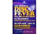 10 x un voucher de 30 de lei la Disco Fever din clubul Goblin