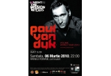 2 x invitatie single la Paul van Dyk Volume world tour 2010