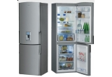 un frigider Whirlpool (model ARC 7559 IX Aqua)