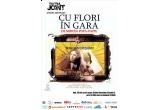 o invitatie dubla la piesa Cu flori in gara, luni 8 februarie, la Teatrul Joint, Bucuresti