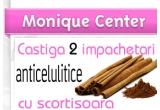 2 x impachetari anticelulitice cu scortisoara