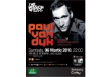 4 x invitatii simple la Paul van Dyk