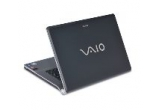 un laptop Sony Vaio FW Intel Core 2 Duo P7450 2.13GHz, 4GB, 320GB, ATI Radeon HD4650 1GB, Blu-Ray, MS Win 7, 10 x Vouchere Cadou de cate 500 RON