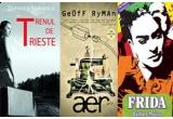 3 carti (Aer de Geoff Ryman, Trenul de Trieste de Domnica Radulescu, Frida de Barbara Mujica )