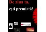 6 x pachete de premii oferite de Iasul Monden si JJ Bistro, Viper Club, Glare Magazine, Luciana Sasu- make up artist, Ilyria HandMade