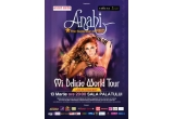 2 x invitatie dubla la concertul Anahi