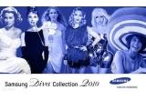 2 x telefon mobil Samsung Diva Collection 2010 / luna