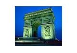 2 bilete dus-intors la Paris oferite de Air France