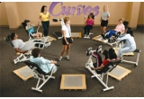 o analiza a conditiei fizice plus trei sedinte de antrenament la FitCurves / saptamanal, un abonament de o luna la FitCurves