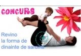 3 x abonament de gimnastica pentru tine si bebelusul tau