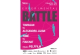 4 x invitatie simpla la Experimental Battle