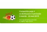 o excursie pentru 2 persoane la un meci la alegere din faza grupelor CM de Fotbal 2010, in perioada 17-21 iunie 2010; o excursie pentru 2 persoane la meciul Franta-Romania din preliminariile Euro 2012, din 9 octombrie 2010; o excursie pentru 2 persoane la un meci amical inter-tari jucat in Europa in 11 august 2010, tricouri ale unor echipe participante la CM de Fotbal 2010, la alegere, bilete la meciuri din Liga I sau la meciuri disputate de echipa nationala pe teren propriu.