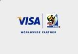 o excursie pentru doua persoane la un meci din grupele Campionatului Mondial de Fotbal FIFA 2010 din Africa de Sud, cu un bonus unic: turul exclusiv al stadionului inainte de meci, materiale promotionale