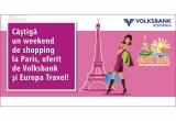 un week-end de shopping la Paris + 500 euro bani pentru cumparaturi