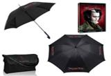 <b>DVD cu filmul&nbsp;&quot;Sweeney Todd&quot; şi obiecte promoţionale, inscripţionate cu marca celebrului personaj (umbrele, tricouri, geanta)</b><br />
