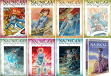 <b>Toata seria manga &quot;Nausica&auml; of the Valley of the Wind&quot;  (7 volume) plus DVD-ul.</b><br />