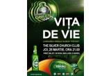 invitatii la lansarea noului album Vita de Vie + bere Tuborg + o sesiune de meet & greet cu trupa