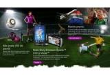 5 x (o saptamana VIP in Africa de Sud pentru 2 persoane + 2 bilete la un meci din sferturile FIFA World Cup), 12 x telefon mobil Sony Ericsson Xperia X10 / Vivaz, 12 x accesoriu original Sony Ericcson + alte 400 de premii pentru fani