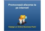 un pachet de promovare a afacerii tale in mediul online