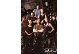 5 x tricou Stargate Universe, un poster cu semnaturile in original ale actorilor