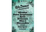 "3 x invitatie simpla la evenimentul ""We Dance 1 Year Annyversary @ Space Club"" din data de 10.04.2010"