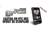 un telefon HTC HD2