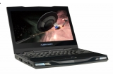 un laptop Alienware M11x