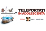 "3 x invitatie dubla la filmul ""Teleportati in adolescenta"" de la Hollywood Multiplex"
