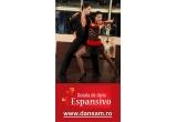 5 x abonament la Scoala de dans ESPANSIVO