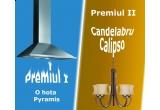o hota Pyramis, un candelabru Calipso