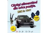 2 x BMW X1, 10000 x jacheta impermeabila (tip windbreaker)