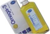 o cutie de ulei din ficat de rechin capsule, o sticla de ulei de peste Omega-3 lichid