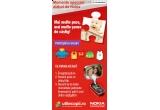 4 x telefon Nokia 6600 Slide, 1 x premiu constand in produse in valoare de 1.000 euro