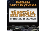 50 x invitatie la Baneasa Drive In Cinema