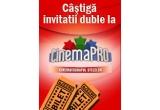 3 x invitatie la premiera saptamanii de la CinemaPro