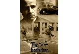 "5 x poster ""The Godfather"""