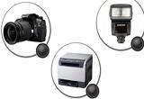 <b>Un aparat foto DSLR cu blit profesional, o multifunctionala, o rama foto digitala si publicarea fotografiilor tale in </b><b>numarul de noiembrie 2008 al revistei National Geographic</b><br />