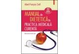 "6 x cartea ""Manual de dietetica in practica medicala curenta"" de Albert-François Creff"