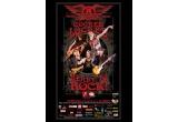 5 x invitatie dubla concertul Aerosmith