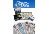 "un joc ""Ticket to Ride - Europe"""